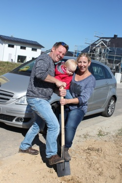 Town & Country Haus wird in Landkreis Straubing gebaut