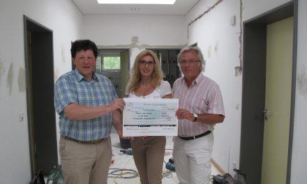"""Town & Country Stiftung vergibt Spende an Kinderhilfsprojekt """"Therapeutische Wohngruppe Cham"""" der Dechant Wiser Stiftung"""