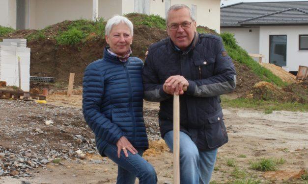 Weiterer Bungalow wird in Maxhütte-Haidhof gebaut