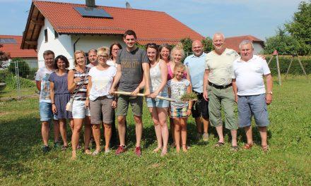 Spatenstich am 22. Juni in Niederwinkling