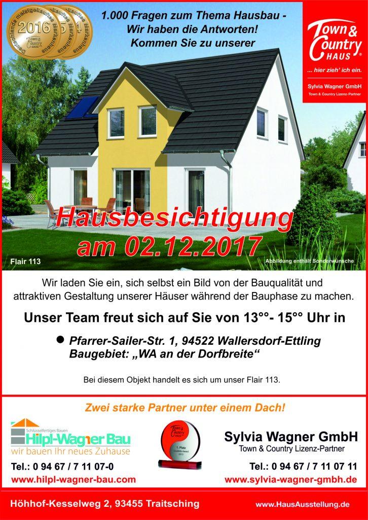 Flyer Hausbesichtigung_Thanner_S1
