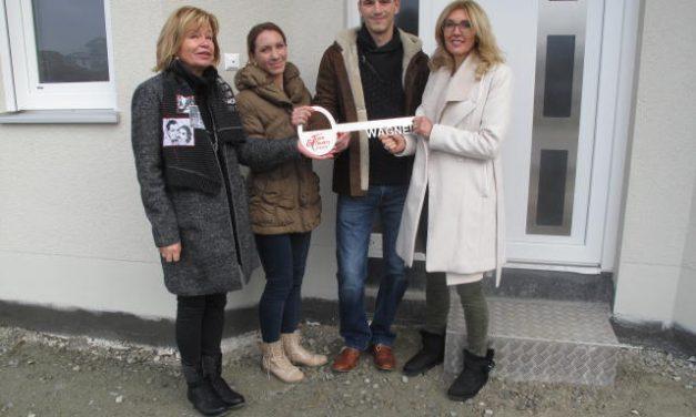 Glückliche Bauherren im Landkreis Straubing-Bogen