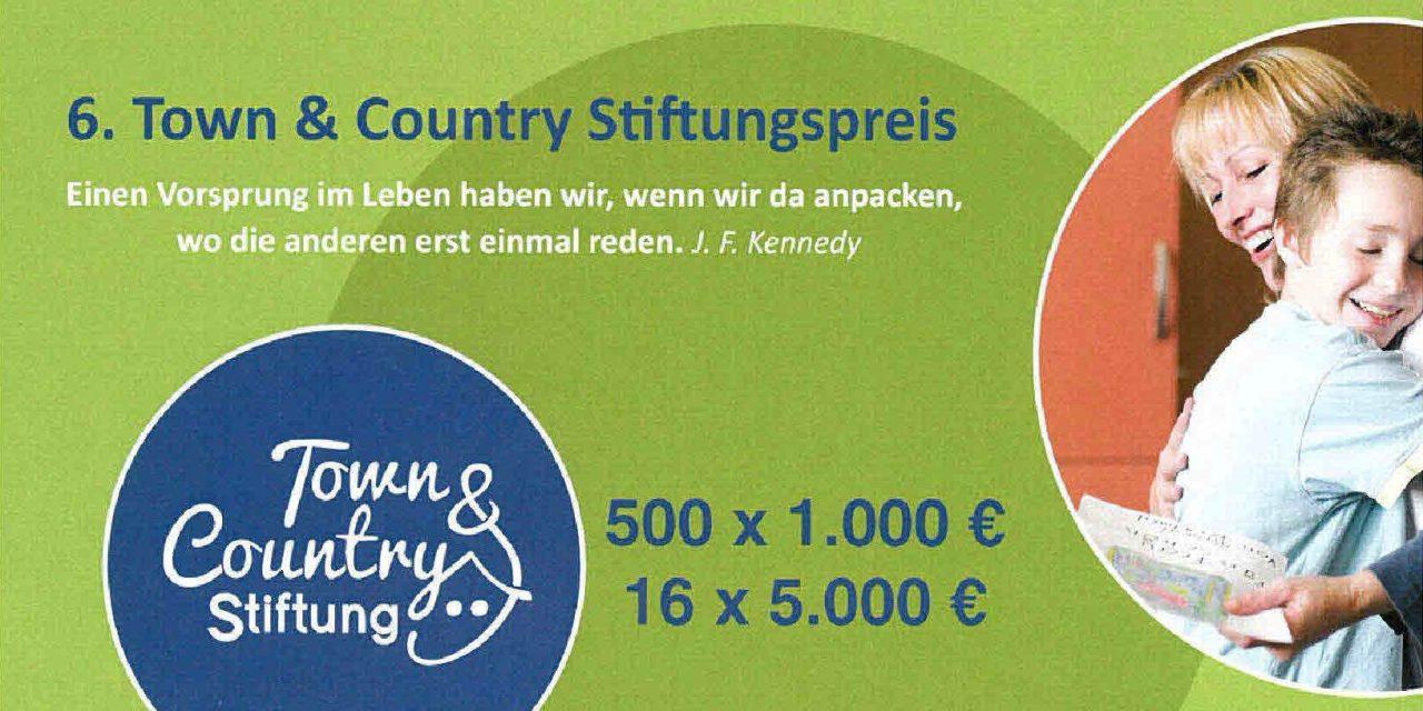 580.000 EURO für ehrenamtliches Engagement