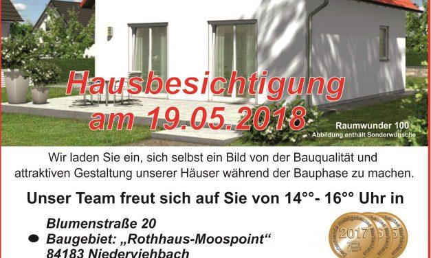 ~* Baustellennachmittag im Landkreis Dingolfing *~