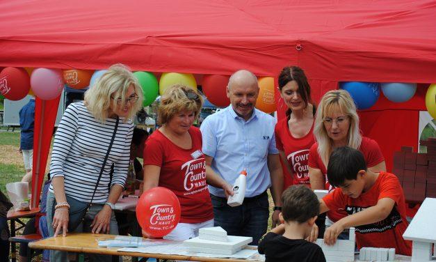 * Kinderbürgerfest in Roding – für die Kinder ein Tag voller Spaß und Freude *