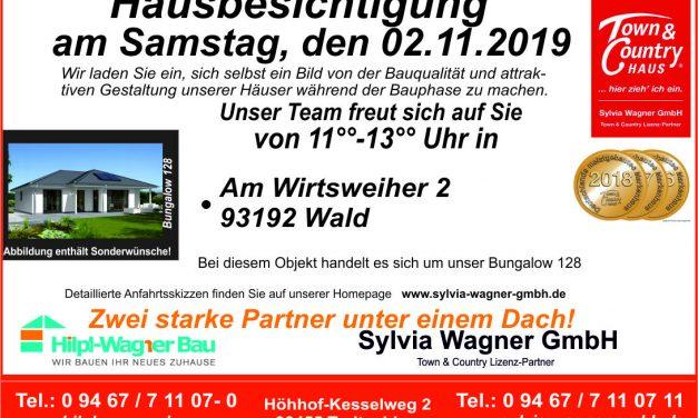 Landkreis Cham, 93192 Wald