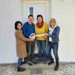 Im Monat März durften wir im Landkreis Regensburg den Schlüssel für ein Lichthaus 152 an die Bauherren überreichen.