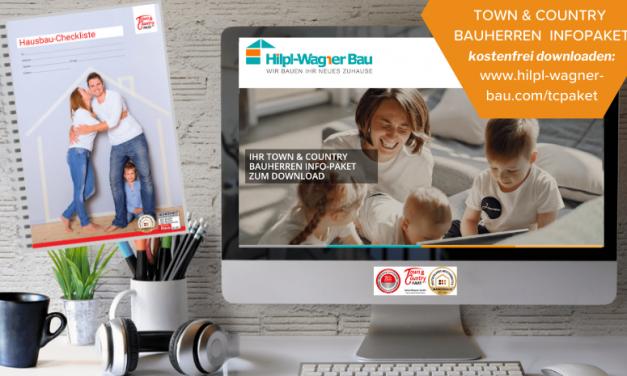 Hier können Sie sich kostenfrei Ihr T&C Bauherren Infopaket downloaden: https://www.hilpl-wagner-bau.com/tcpaket