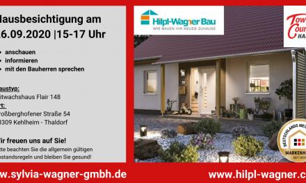 Hausbesichtigung in Kelheim/Thaldorf