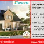 Hausbesichtigung in 94377 Steinach